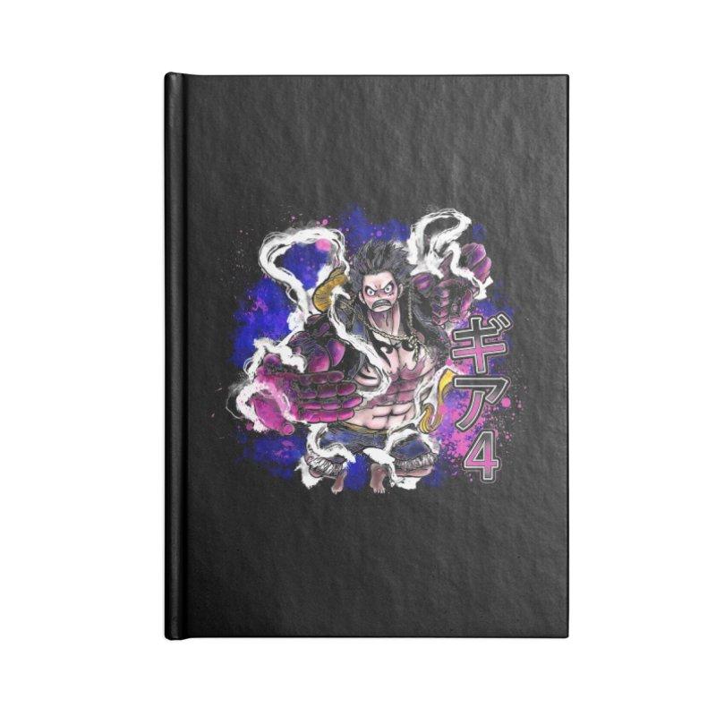 Gear 4 Accessories Notebook by CoD Designs