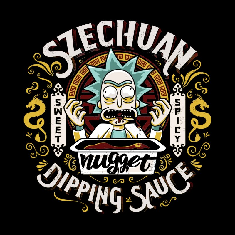 Grandpa Rick's Nugget Dipping Sauce by coddesigns's Artist Shop
