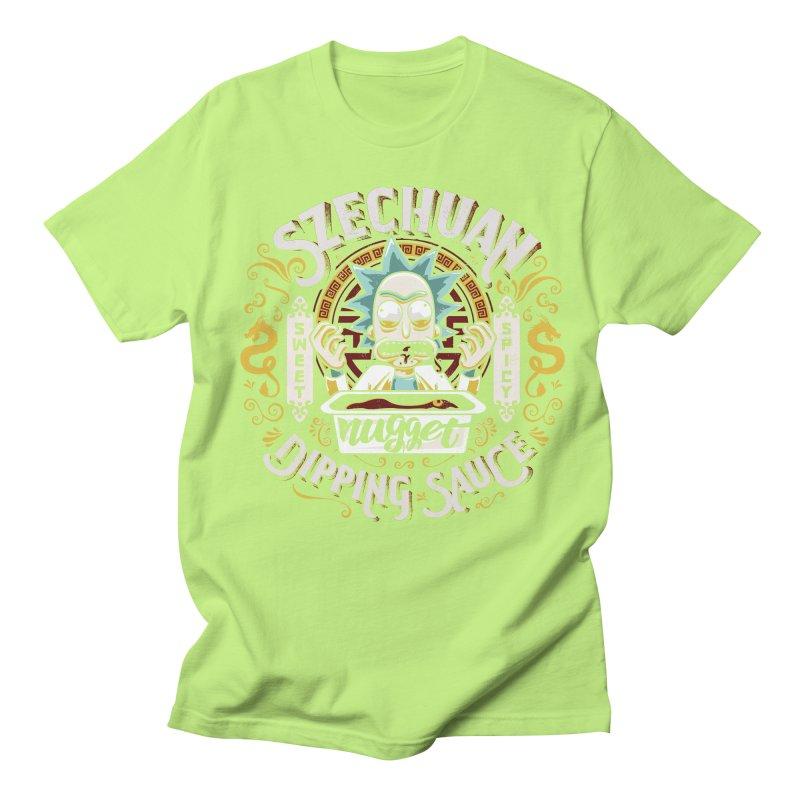 Grandpa Rick's Nugget Dipping Sauce Men's T-Shirt by coddesigns's Artist Shop