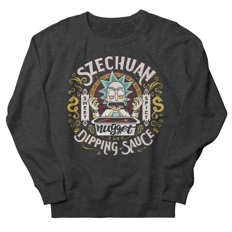 Grandpa Rick's Nugget Dipping Sauce Men's Sweatshirt by coddesigns's Artist Shop