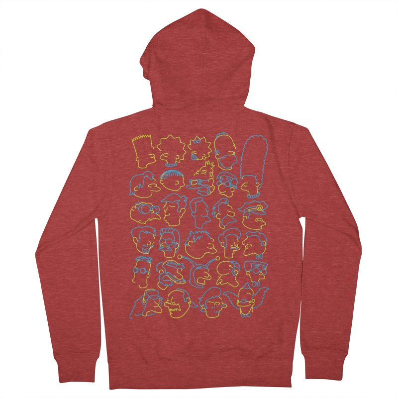 Perfectly Cromulent Women's Zip-Up Hoody by coddesigns's Artist Shop