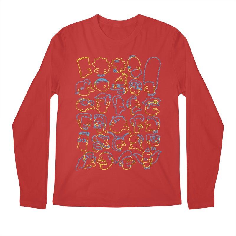 Perfectly Cromulent Men's Longsleeve T-Shirt by coddesigns's Artist Shop