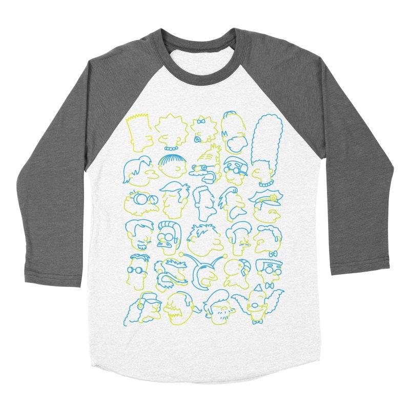 Perfectly Cromulent Women's Baseball Triblend T-Shirt by coddesigns's Artist Shop