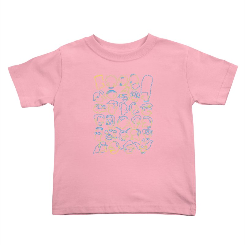 Perfectly Cromulent Kids Toddler T-Shirt by coddesigns's Artist Shop