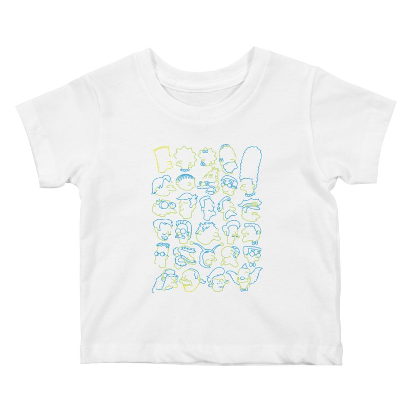 Perfectly Cromulent Kids Baby T-Shirt by coddesigns's Artist Shop