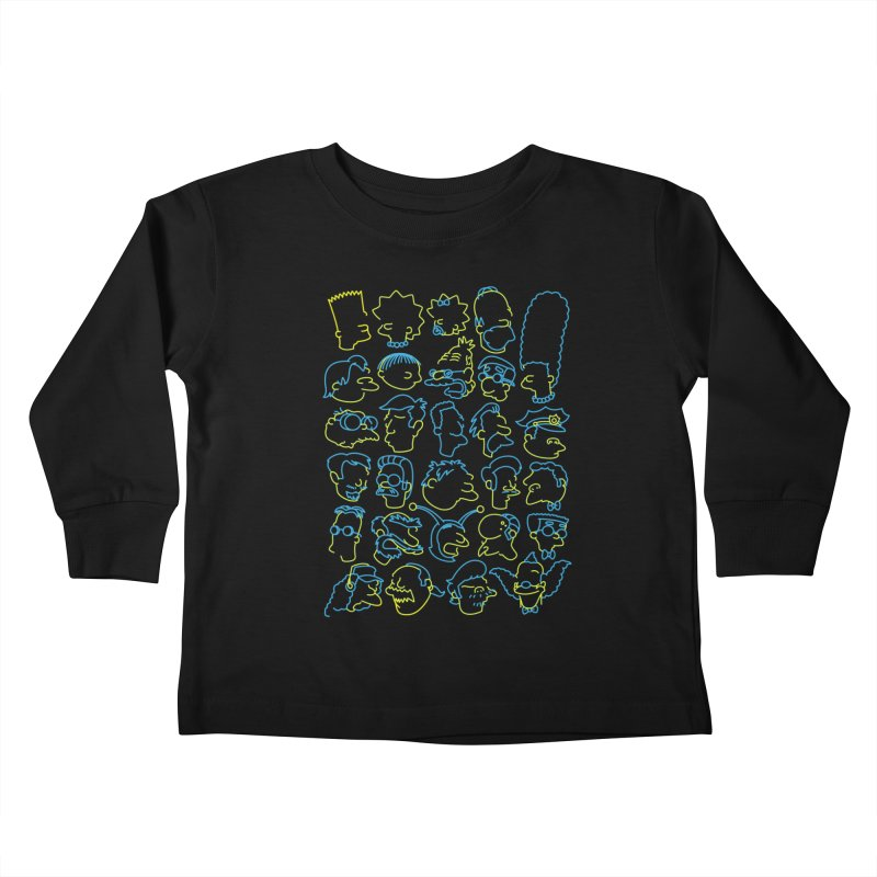 Perfectly Cromulent Kids Toddler Longsleeve T-Shirt by coddesigns's Artist Shop