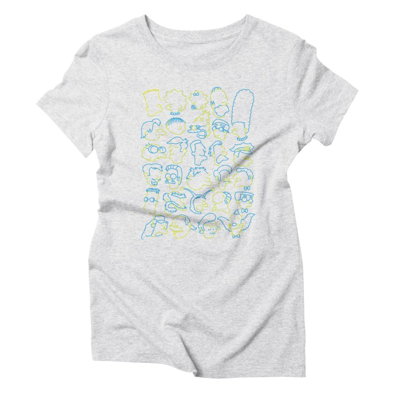 Perfectly Cromulent Women's Triblend T-Shirt by coddesigns's Artist Shop