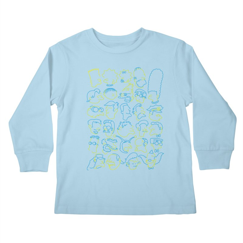 Perfectly Cromulent Kids Longsleeve T-Shirt by coddesigns's Artist Shop
