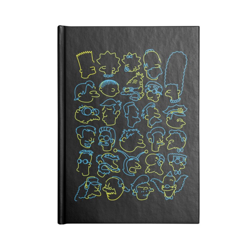Perfectly Cromulent Accessories Notebook by coddesigns's Artist Shop