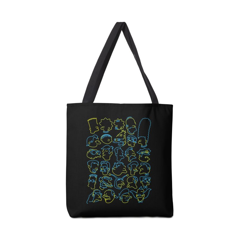 Perfectly Cromulent Accessories Bag by coddesigns's Artist Shop