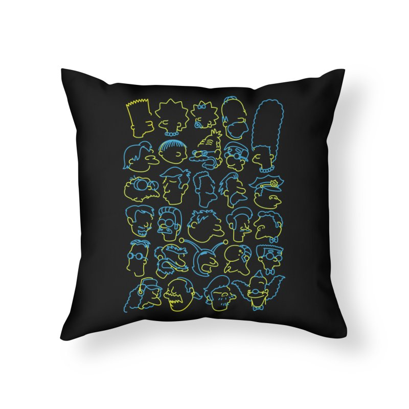 Perfectly Cromulent Home Throw Pillow by coddesigns's Artist Shop