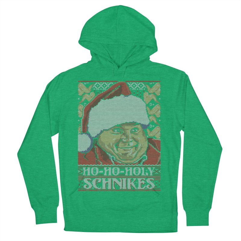Ho Ho Holy Schnikes Men's Pullover Hoody by coddesigns's Artist Shop