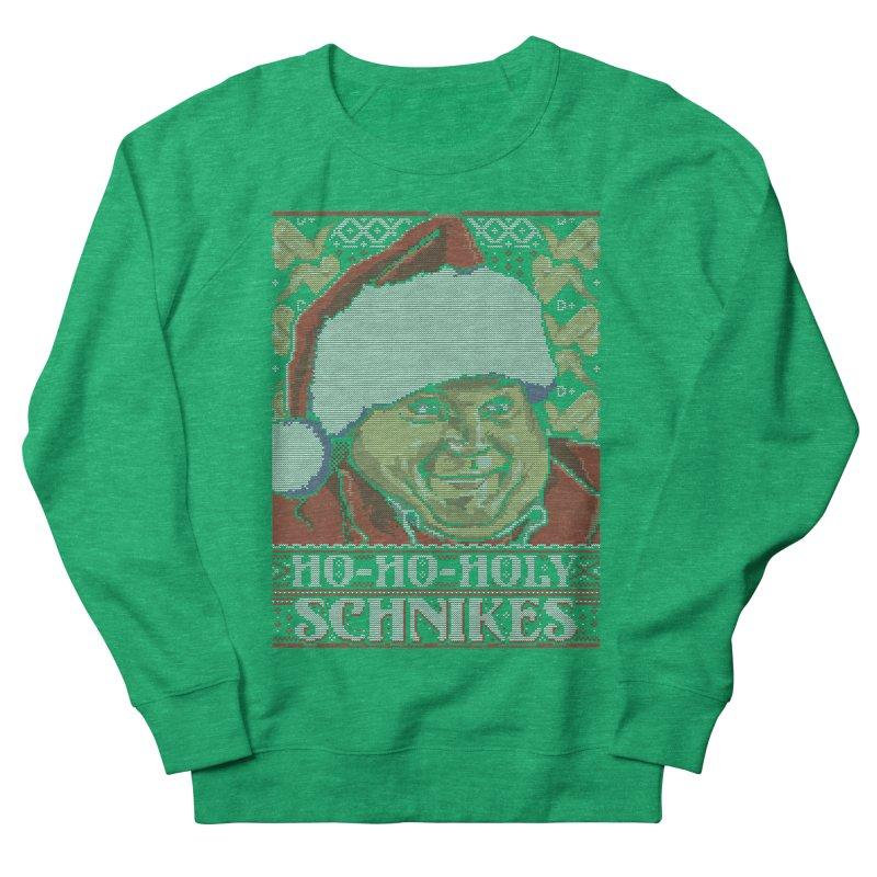 Ho Ho Holy Schnikes Men's Sweatshirt by coddesigns's Artist Shop