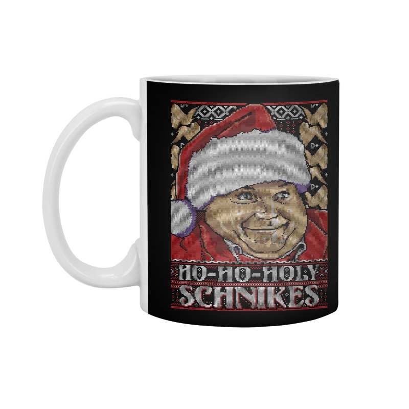 Ho Ho Holy Schnikes Accessories Mug by coddesigns's Artist Shop
