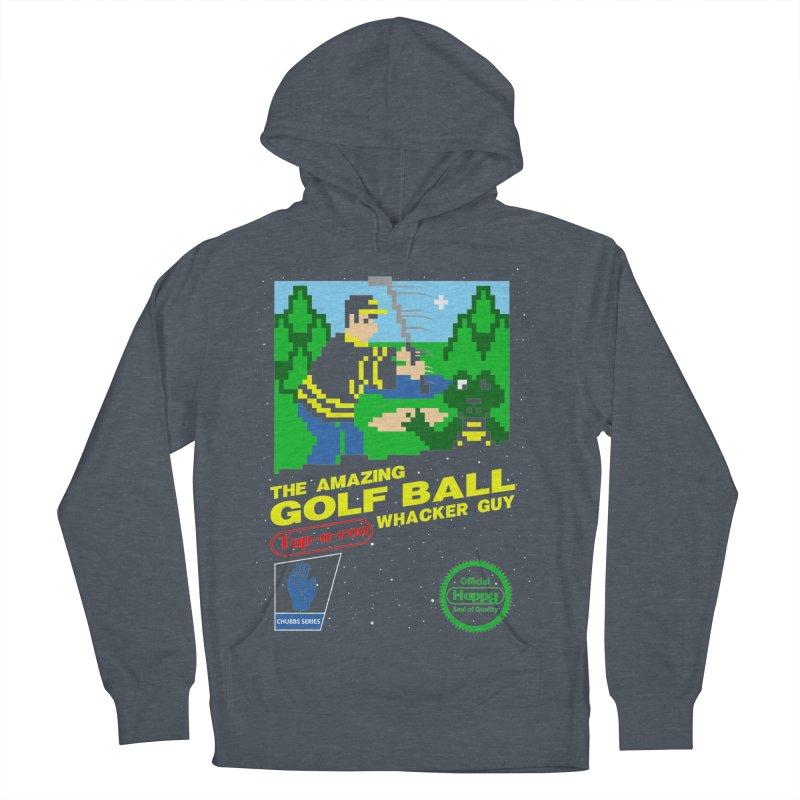 Happy Golf Men's Pullover Hoody by coddesigns's Artist Shop