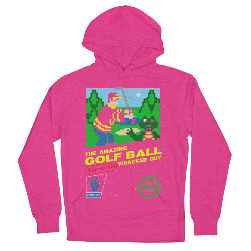 Happy Golf Men's Pullover Hoody by coddesigns's Artist Shop