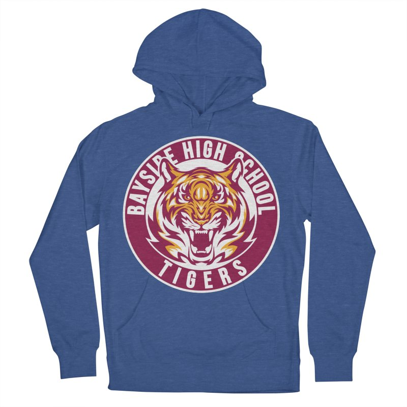 Bayside Tigers Women's Pullover Hoody by coddesigns's Artist Shop