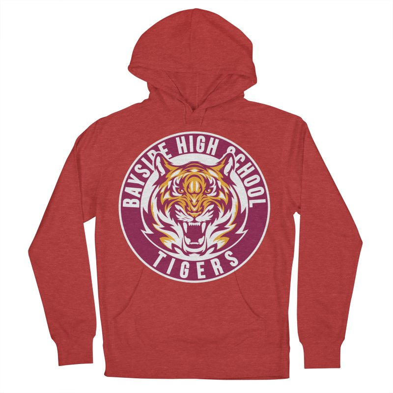 Bayside Tigers Men's Pullover Hoody by coddesigns's Artist Shop
