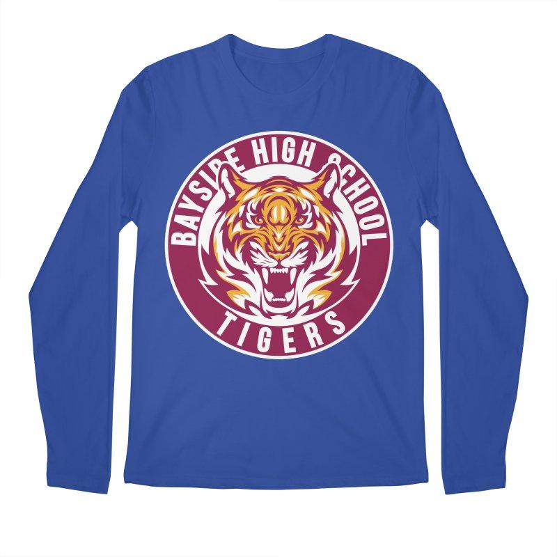 Bayside Tigers Men's Longsleeve T-Shirt by coddesigns's Artist Shop