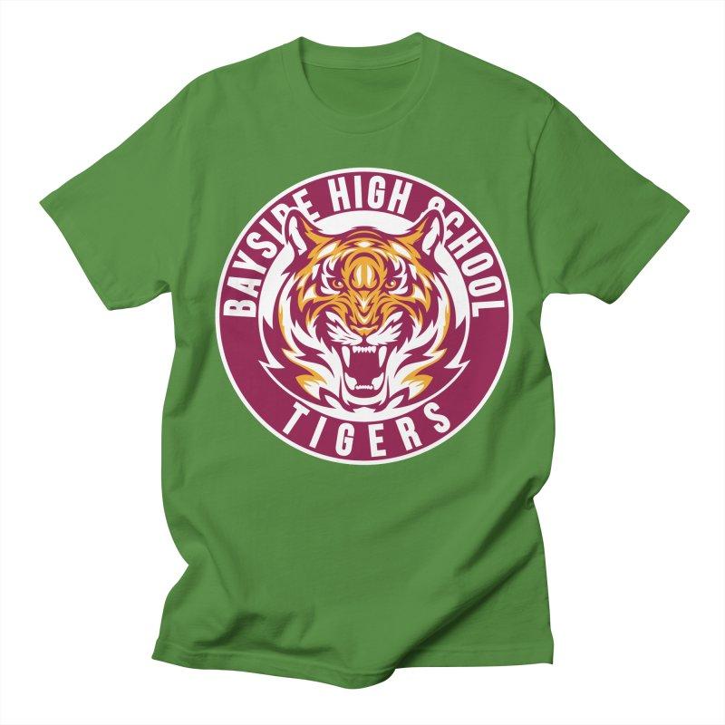 Bayside Tigers Men's T-Shirt by coddesigns's Artist Shop