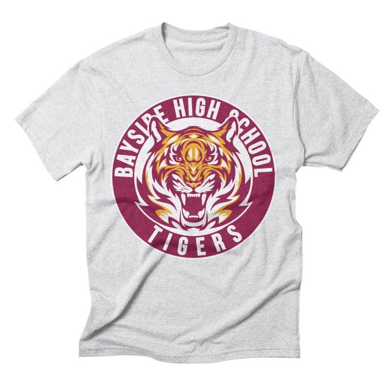 Bayside Tigers Men's Triblend T-shirt by coddesigns's Artist Shop
