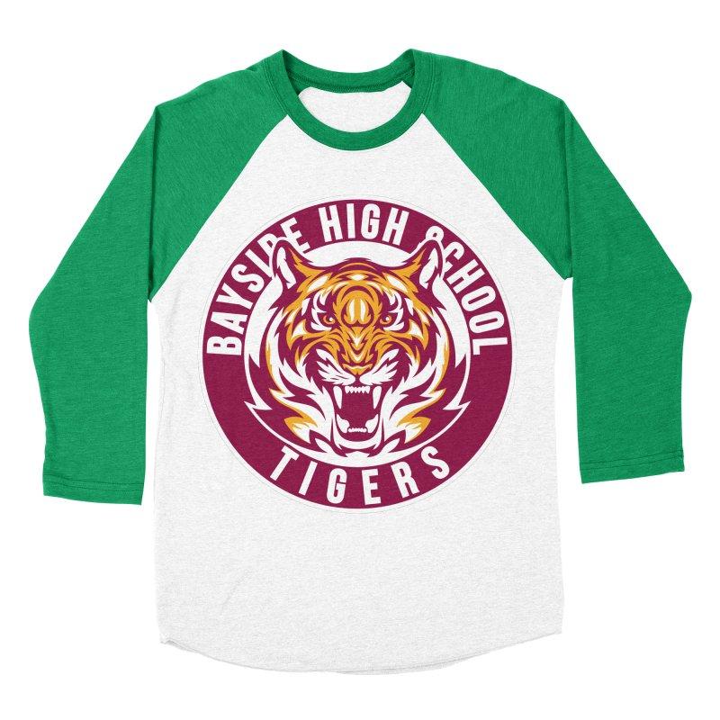 Bayside Tigers Men's Baseball Triblend T-Shirt by coddesigns's Artist Shop