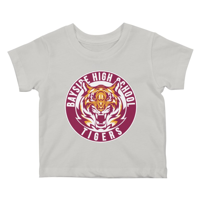 Bayside Tigers Kids Baby T-Shirt by coddesigns's Artist Shop