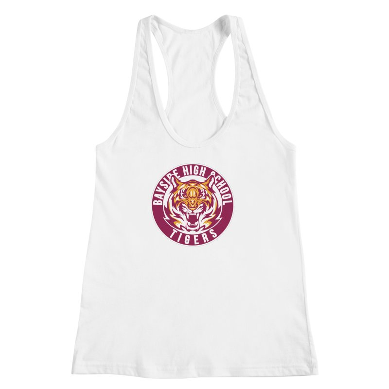 Bayside Tigers Women's Racerback Tank by coddesigns's Artist Shop