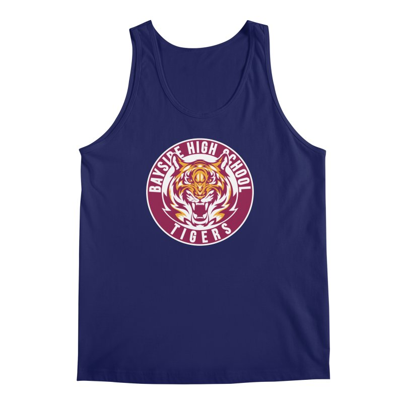 Bayside Tigers Men's Tank by coddesigns's Artist Shop