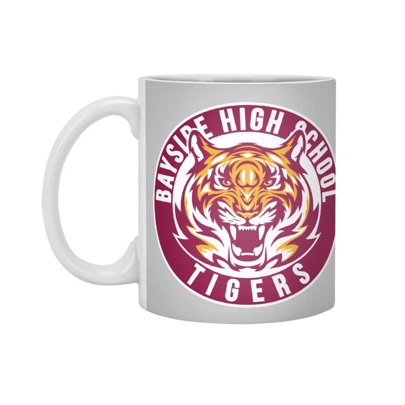 Bayside Tigers Accessories Mug by coddesigns's Artist Shop