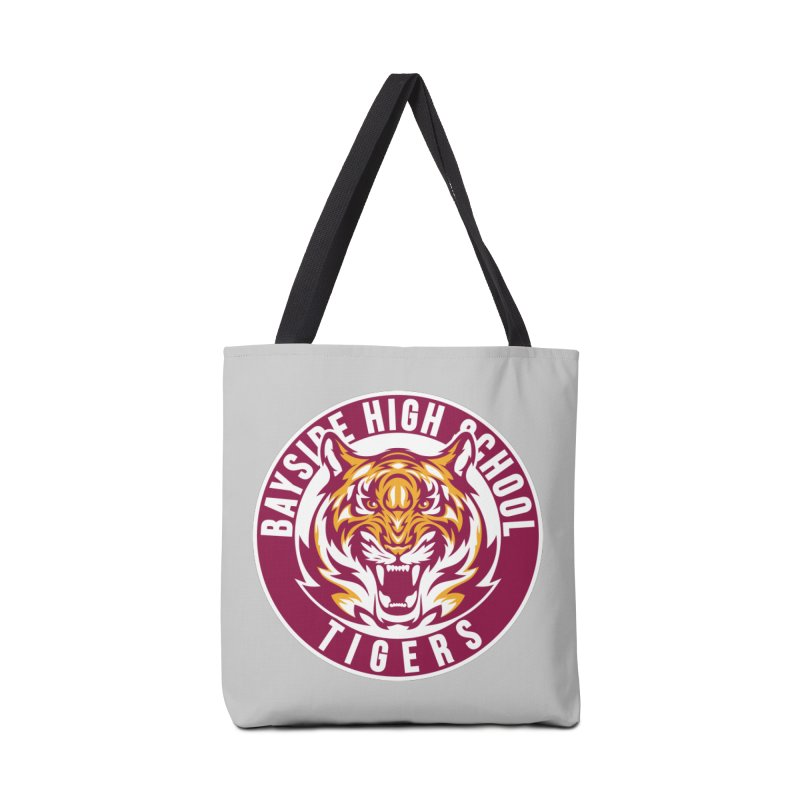 Bayside Tigers Accessories Bag by coddesigns's Artist Shop