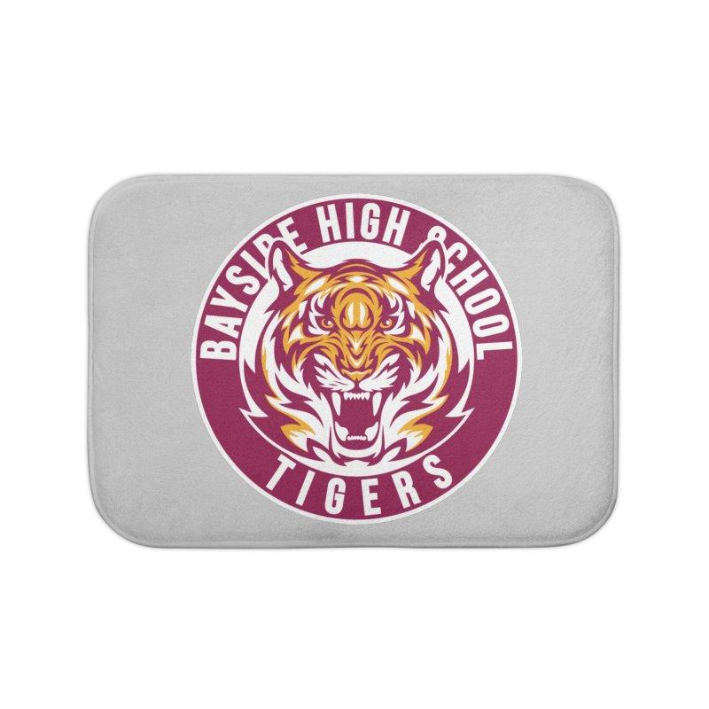 Bayside Tigers Home Bath Mat by CoD Designs