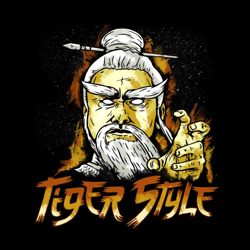 Tiger Style by coddesigns's Artist Shop