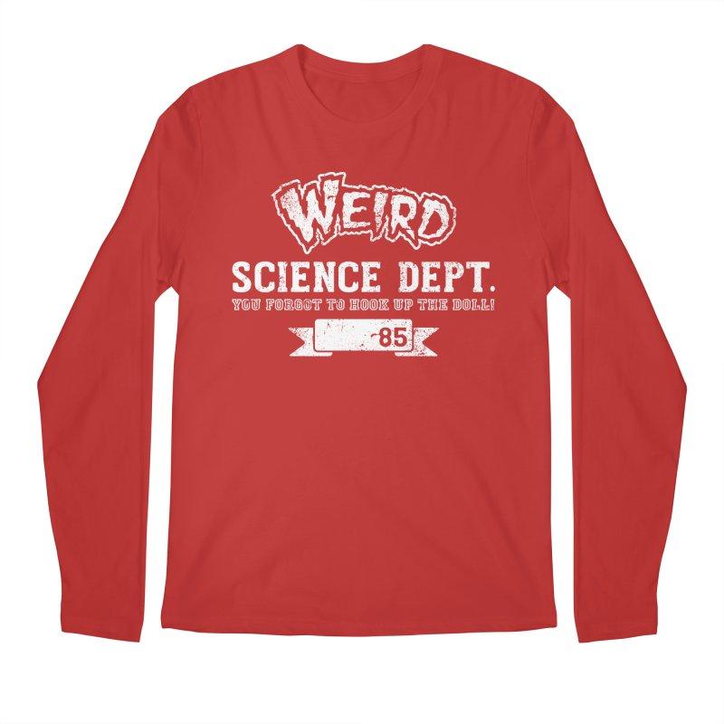Weird Science Dept. Men's Longsleeve T-Shirt by coddesigns's Artist Shop