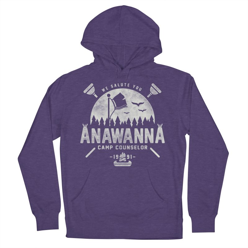 We Salute You Men's Pullover Hoody by coddesigns's Artist Shop