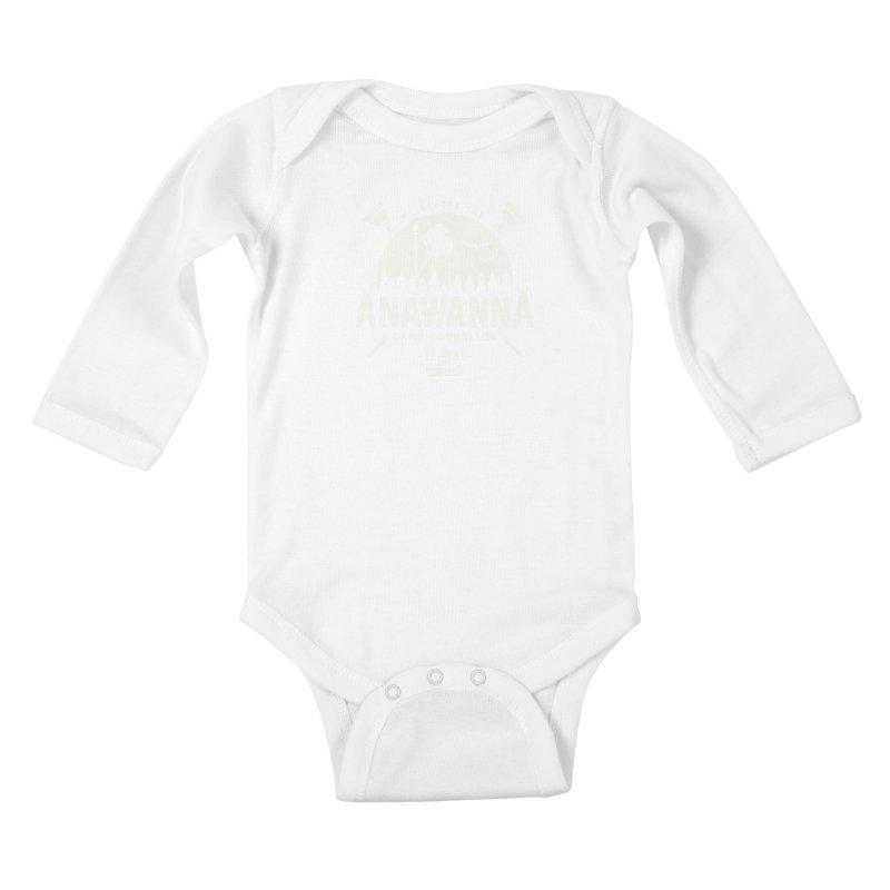 We Salute You Kids Baby Longsleeve Bodysuit by coddesigns's Artist Shop