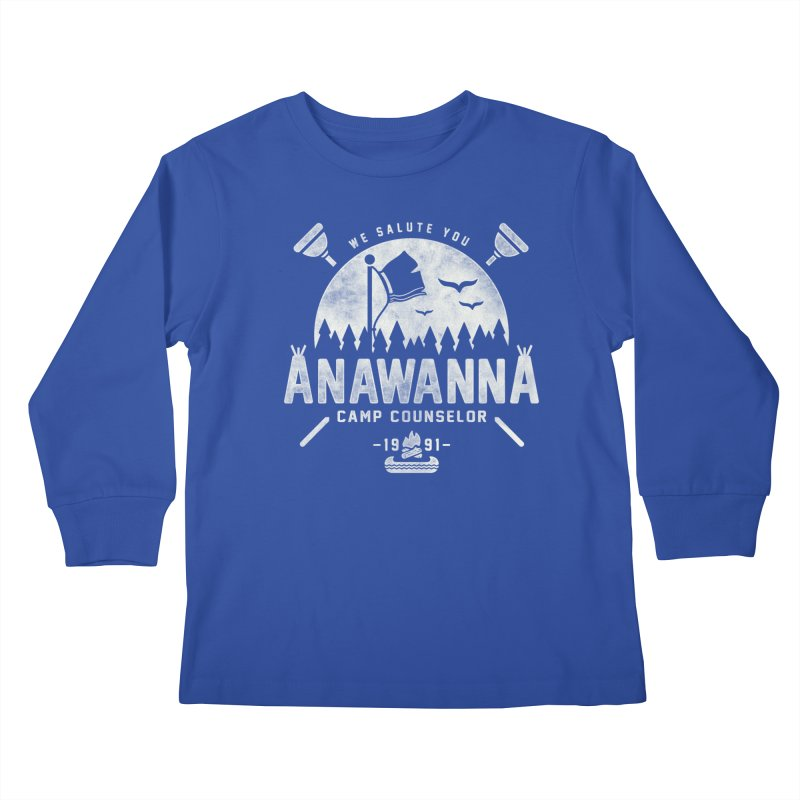 We Salute You Kids Longsleeve T-Shirt by coddesigns's Artist Shop