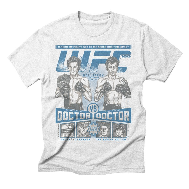 WhoFC Men's Triblend T-shirt by coddesigns's Artist Shop