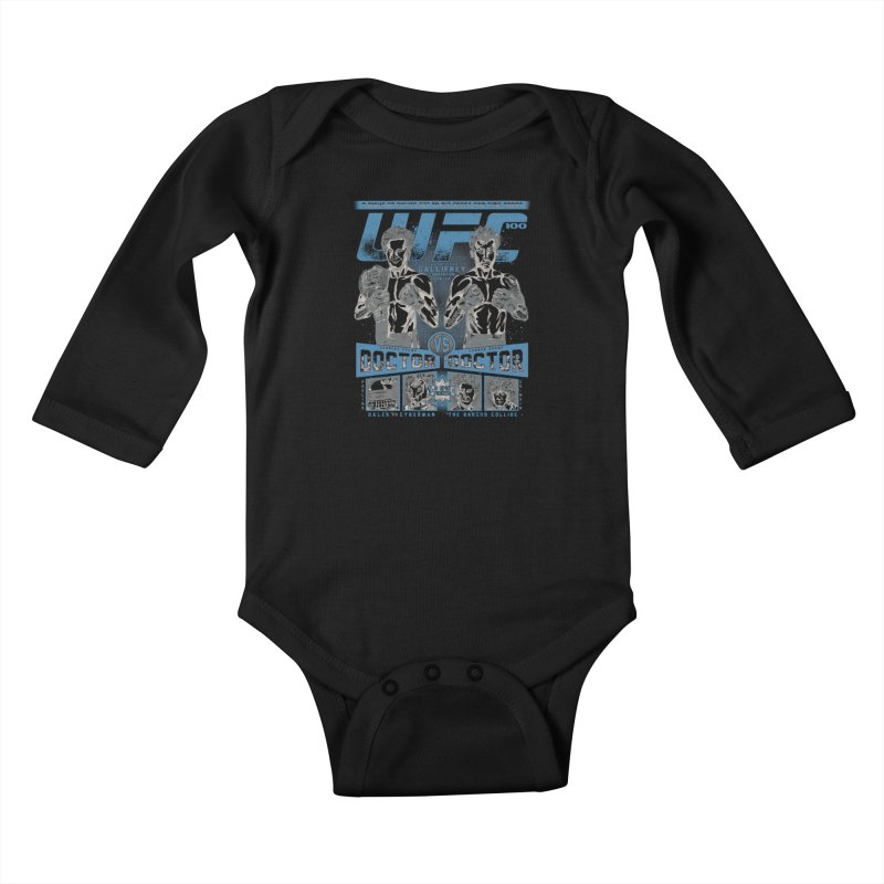 WhoFC Kids Baby Longsleeve Bodysuit by coddesigns's Artist Shop
