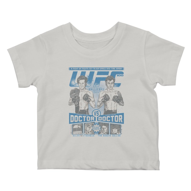 WhoFC Kids Baby T-Shirt by coddesigns's Artist Shop