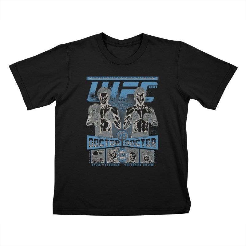 WhoFC Kids T-shirt by coddesigns's Artist Shop
