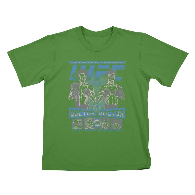 WhoFC Kids T-shirt by coddesigns's Artist Shop