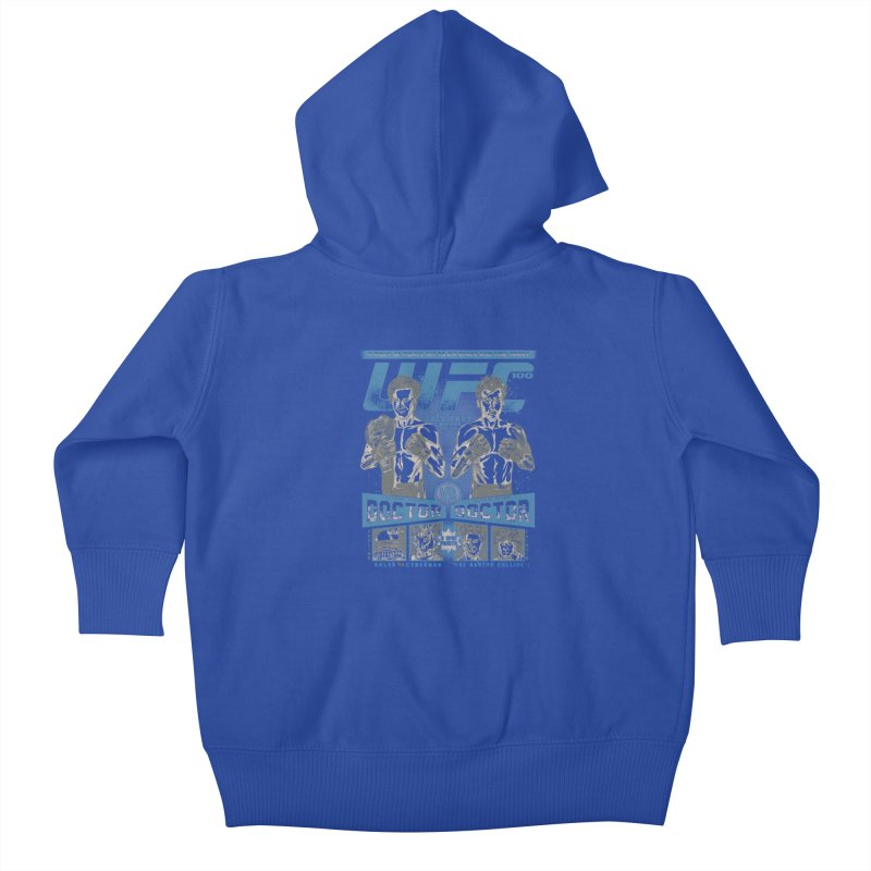 WhoFC Kids Baby Zip-Up Hoody by coddesigns's Artist Shop