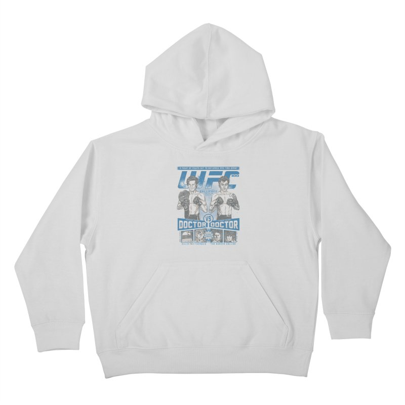 WhoFC Kids Pullover Hoody by coddesigns's Artist Shop