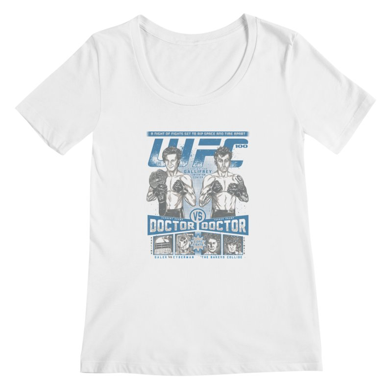 WhoFC Women's Scoopneck by coddesigns's Artist Shop