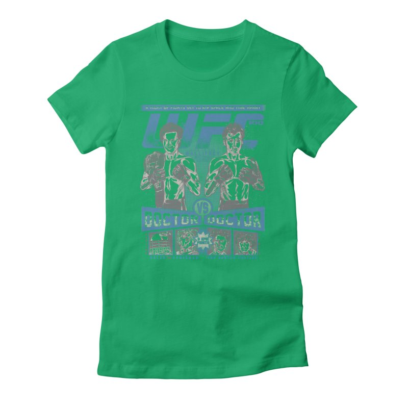WhoFC Women's Fitted T-Shirt by coddesigns's Artist Shop