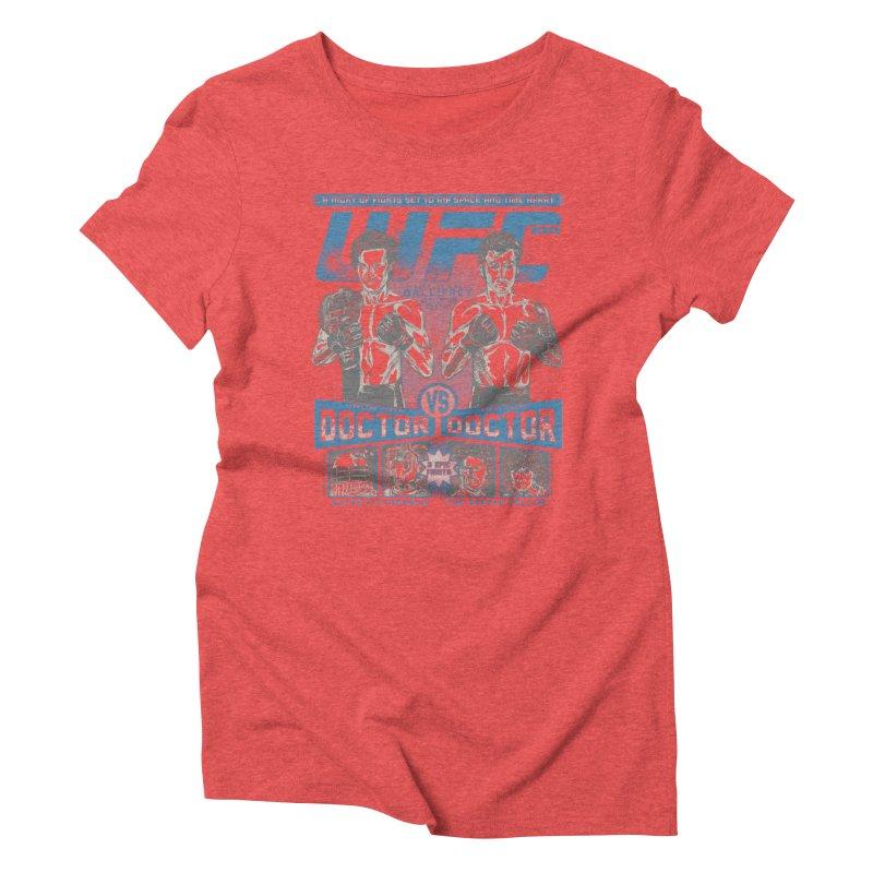 WhoFC Women's Triblend T-shirt by coddesigns's Artist Shop
