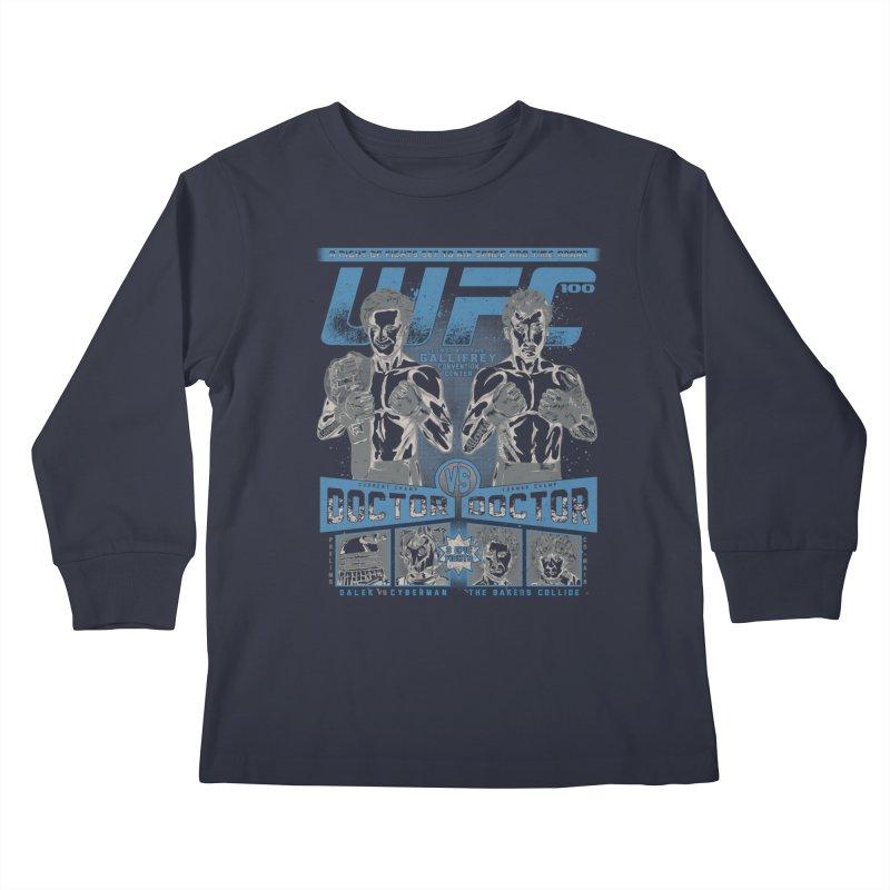 WhoFC Kids Longsleeve T-Shirt by coddesigns's Artist Shop
