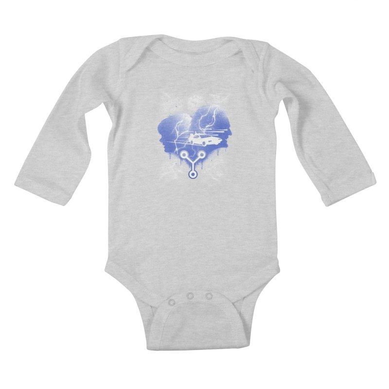 Who Needs Roads Kids Baby Longsleeve Bodysuit by coddesigns's Artist Shop