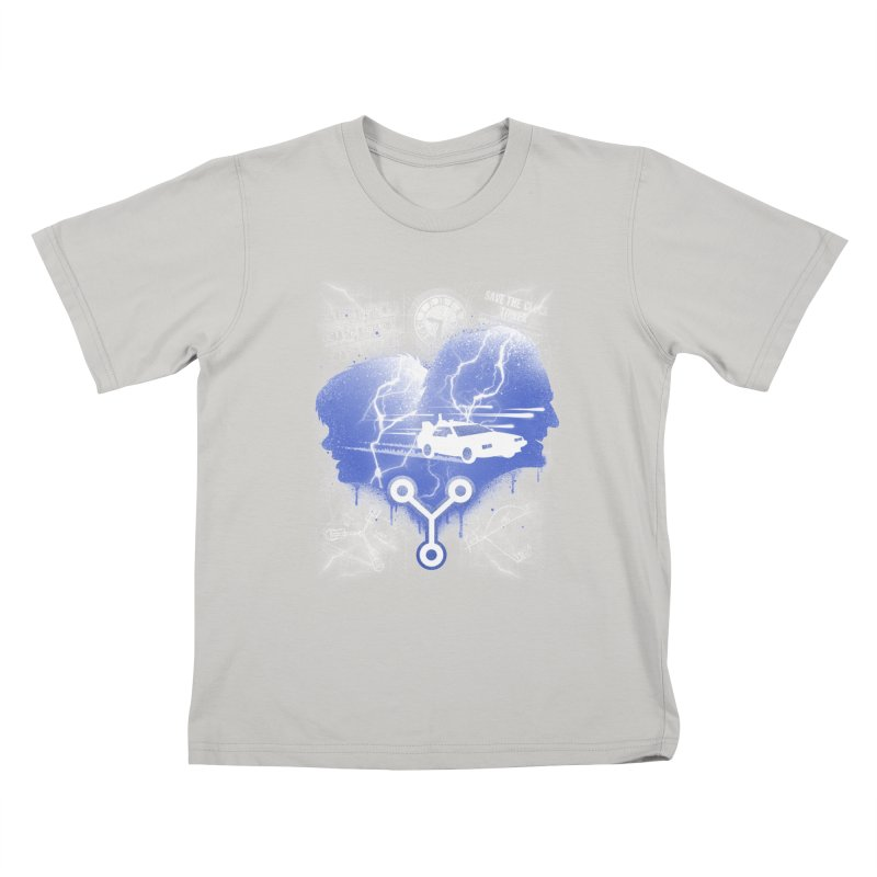 Who Needs Roads Kids T-shirt by coddesigns's Artist Shop